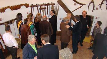 Inauguración del Museo Villa de Cox