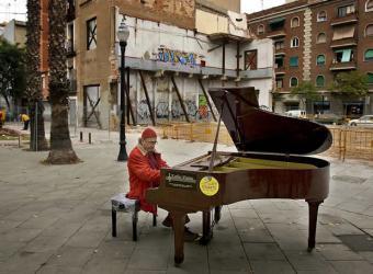 Carles Santos  Premio Nacional de Música 2008