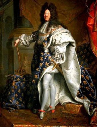 Luís XIV, también conocido como el Rey Sol atendía sus audiencias en un trono real con un inodoro camuflado