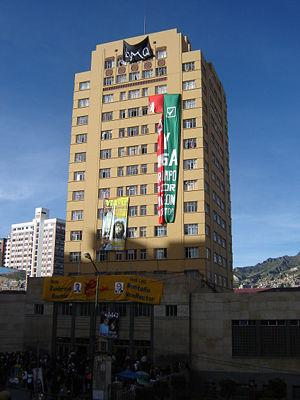 Universidad Mayor de San Andrés