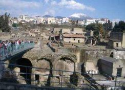 Ciudad romana de Herculano