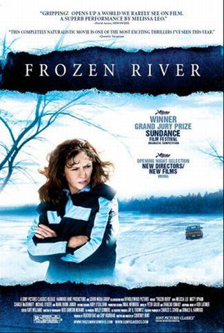 Frozen river   Estreno 30 Enero
