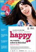 Happy. Un Cuento sobre la Felicidad                                   Estreno el 10 de Octubre