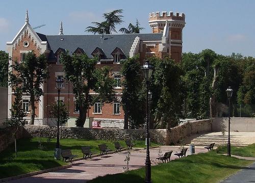 Palacio de La Isla de Burgos