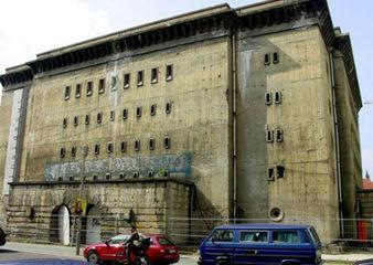 El búnker nazi convertido en el Museo Boros de Arte Contemporáneo