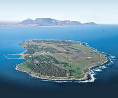 Robben Island.   Sudáfrica