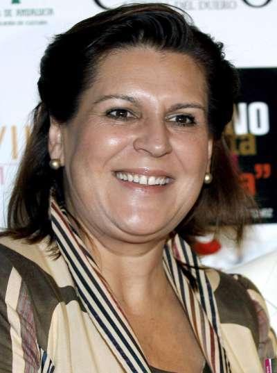 Consejera de Cultura  Rosa Torres