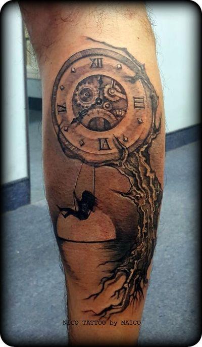 Nico Tattoo