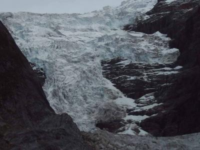 Grindelwald-Gletscher - 2006