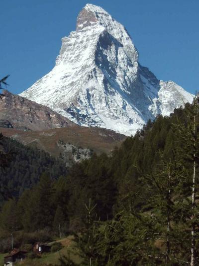 DAS Matterhorn (Zermatt) - August 2006