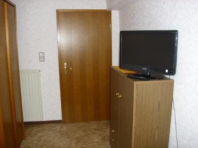 TV in Zimmer 2
