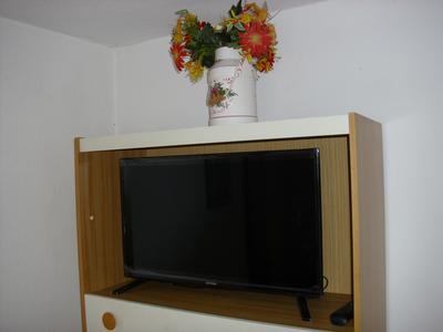 TV in Zimmer 3