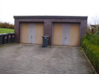 Garage der Wohnung Bebra 4