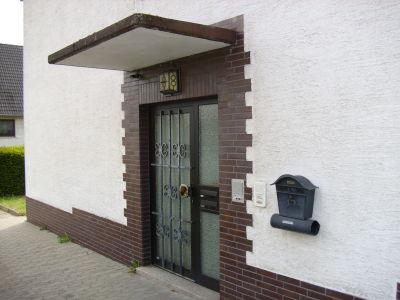 Eingang zur Wohnung Bebra 6