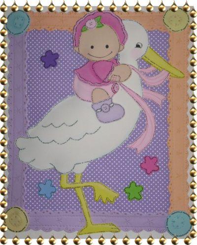 Novedades marcela goma eva - Novedades para baby shower ...