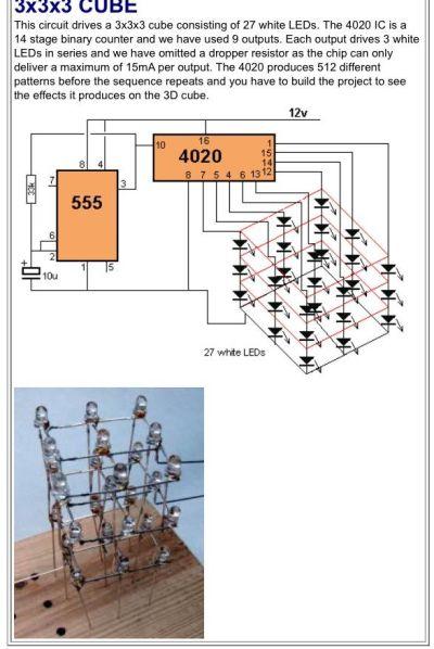 этой статье светодиодный куб 3х3х3 схема недорогого авиабилета Улана-Удэ
