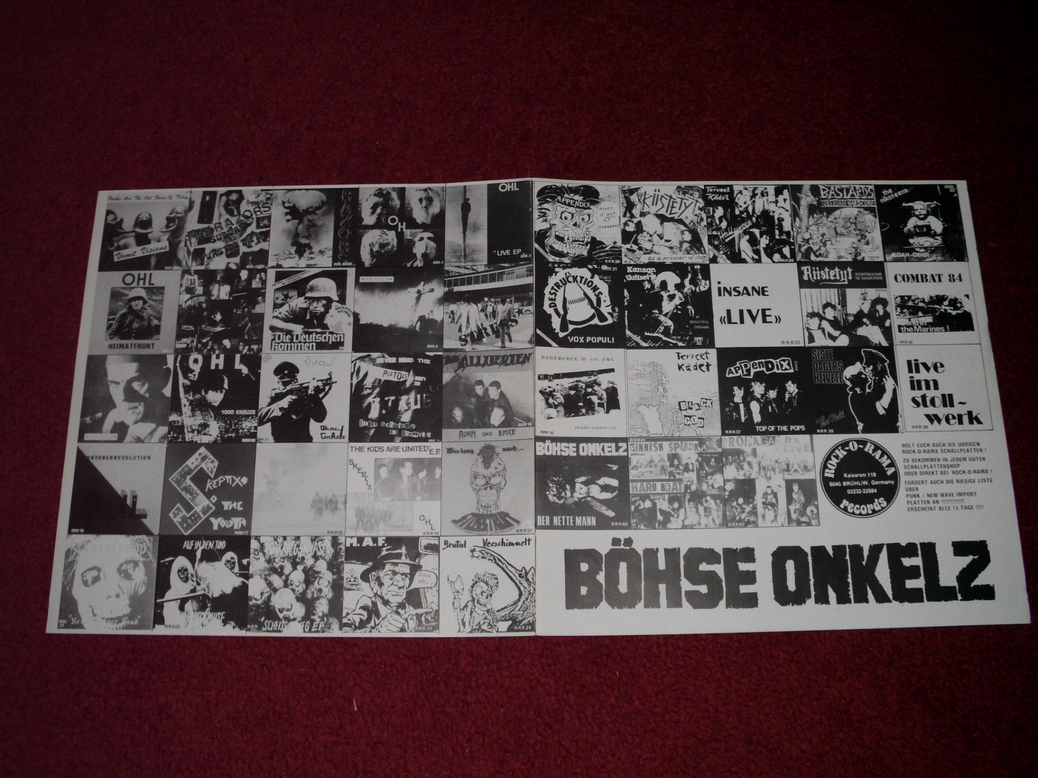 Böhse Onkelz - Tanz Der Teufel - Neue Version Digital Remastert