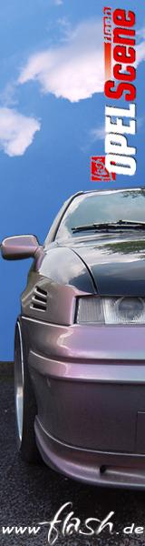 OPEL SCENE FLASH. Unabhängiges Magazin für die Opel-Community.