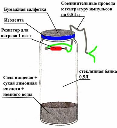газовый отпугиватель комаров
