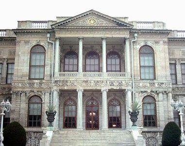 adile sultan sarayi cephe