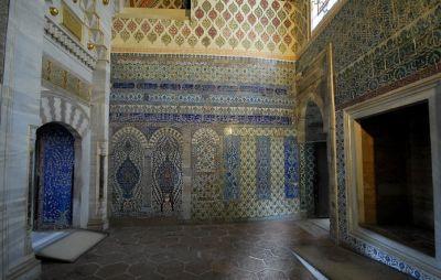 III.murat has odasi girisi
