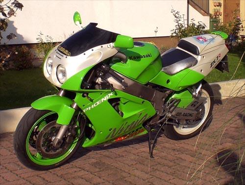 Kawasaki ZXR 750J