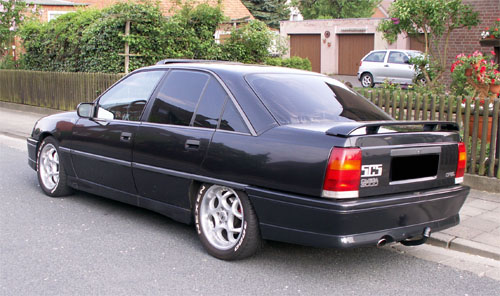 Omega A 3000