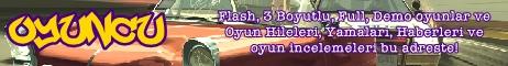 Flash, 3 Boyutlu, Full, Demo oyunlar ve Oyun Hileleri, Yamaları, Haberleri ve oyun incelemeleri bu adreste.