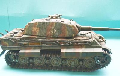 Sturm Und Drang Tiger 2 Porscheturm