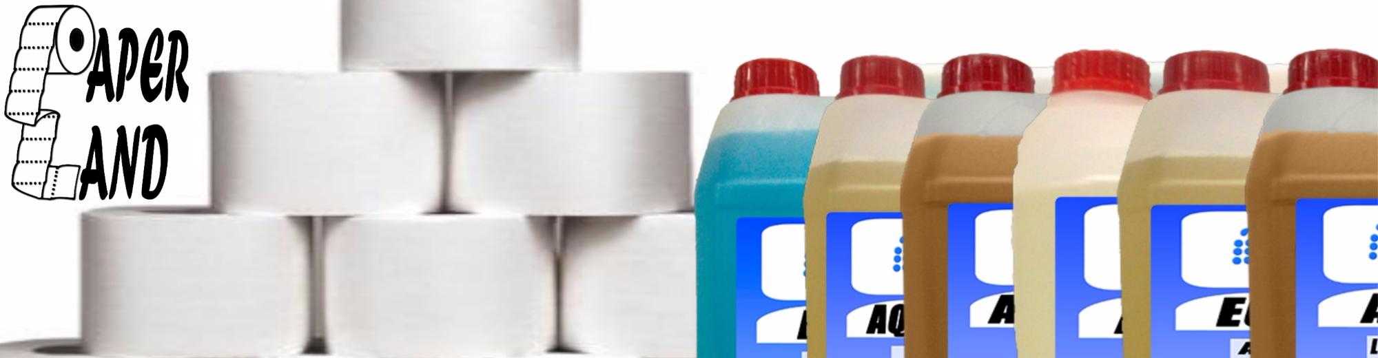 Paperlandcb productos de limpieza en toledo for Empresas de limpieza en toledo