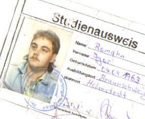 Gangsta-Boy Igor! Hab ich wirklich mal so ausgesehen?