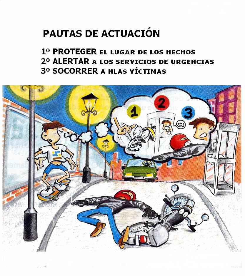 P.A.S. - Proteger, Alertar, Socorrer