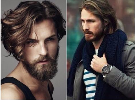 Peinar Media Melena Hombre Peinados De Moda 2018 2019