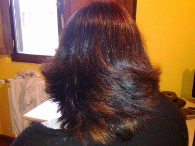 Peinados pelo corto puntas disparadas