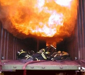Bomberos Peumo Flashover Y Backdraft