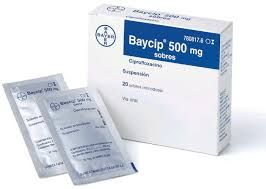 BAYCIP (Antibióticos) - Laboratorio BAYER