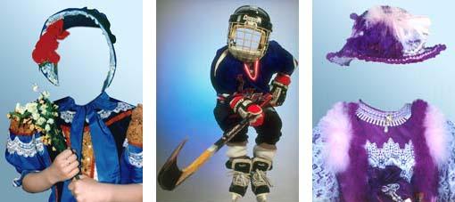 Детские шаблоны для фотошопа 3