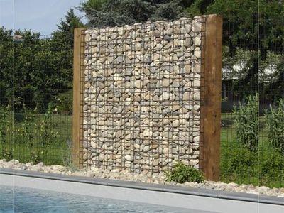 Piedra granito gaviones 1 for Gaviones de piedra
