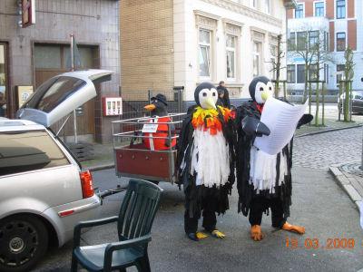 Noch mehr Pinguine - eine ToTal-e Überraschung!