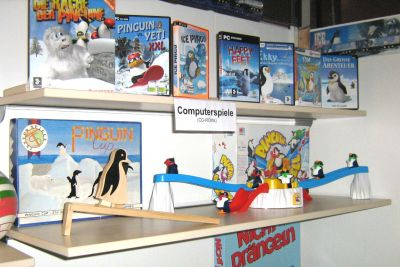 Pinguin Spiele