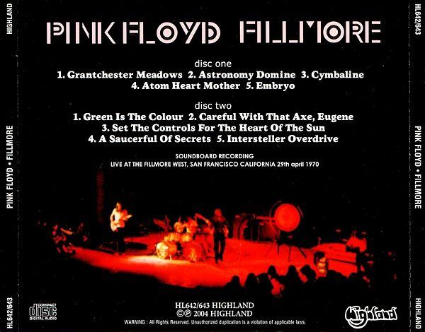 pinkfloydcollection - Pink Floyd Bootleg CD