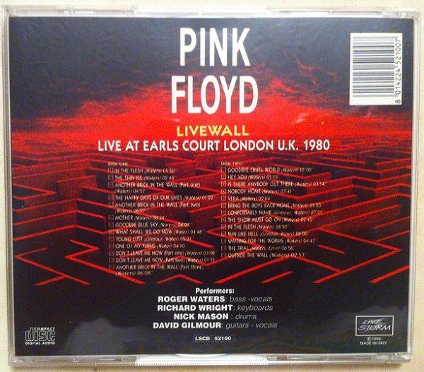 Pinkfloydcollection Pink Floyd Bootleg Cd