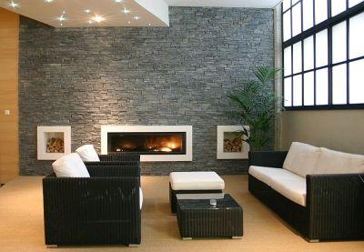 Pisos pisos piedra natural cortada - Chimeneas artificiales decorativas ...