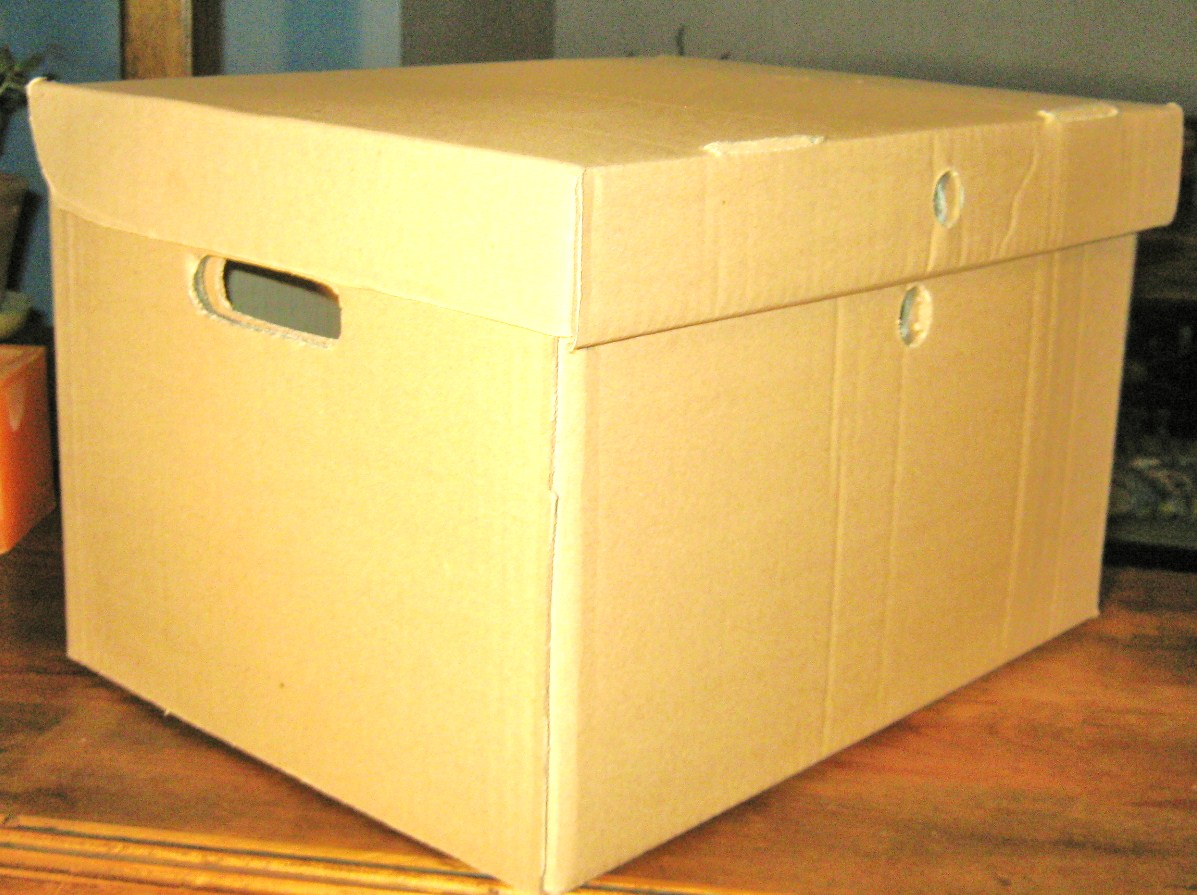 Plastiboxchile Cajas De Carton