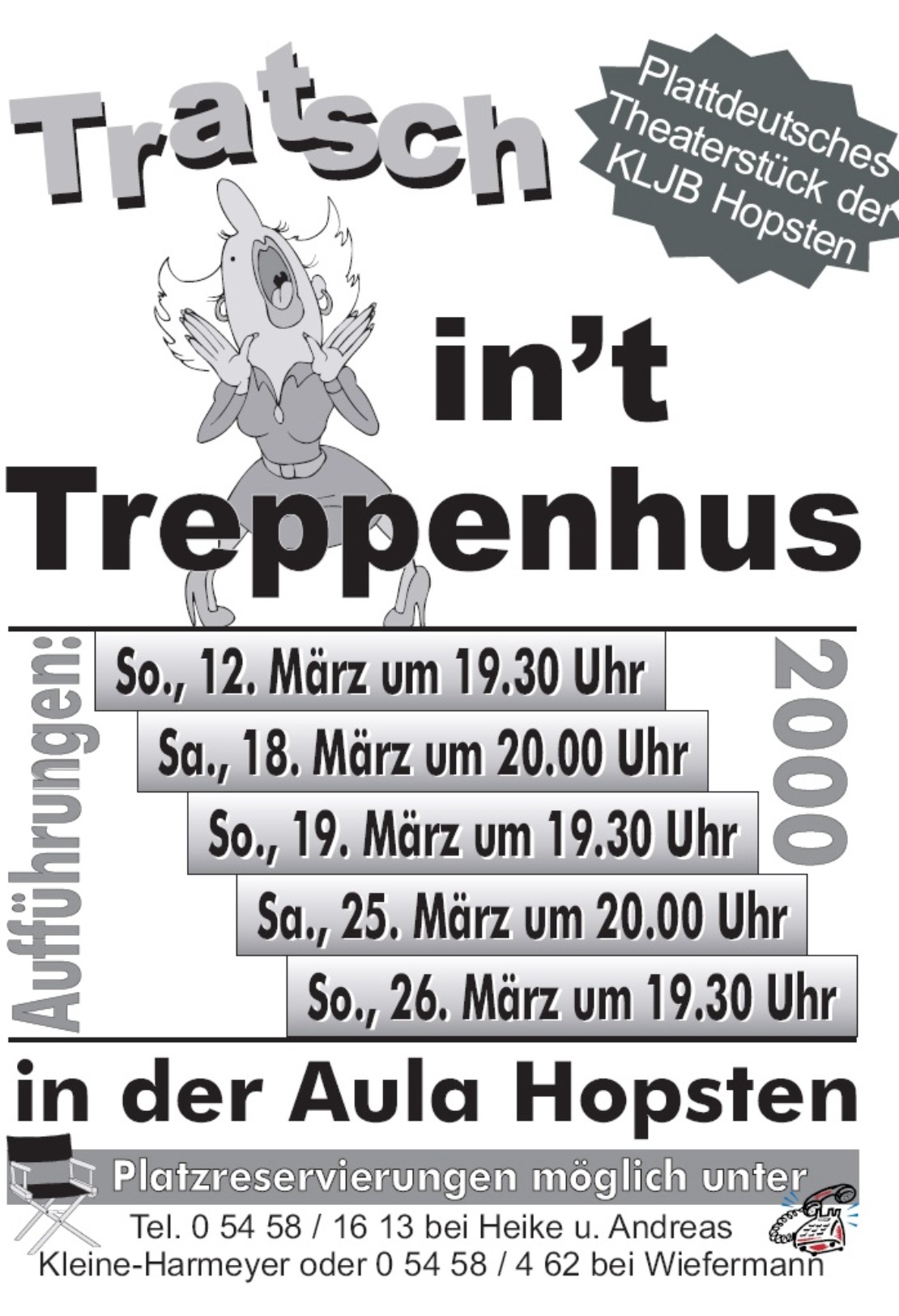 Theaterplakat 2000