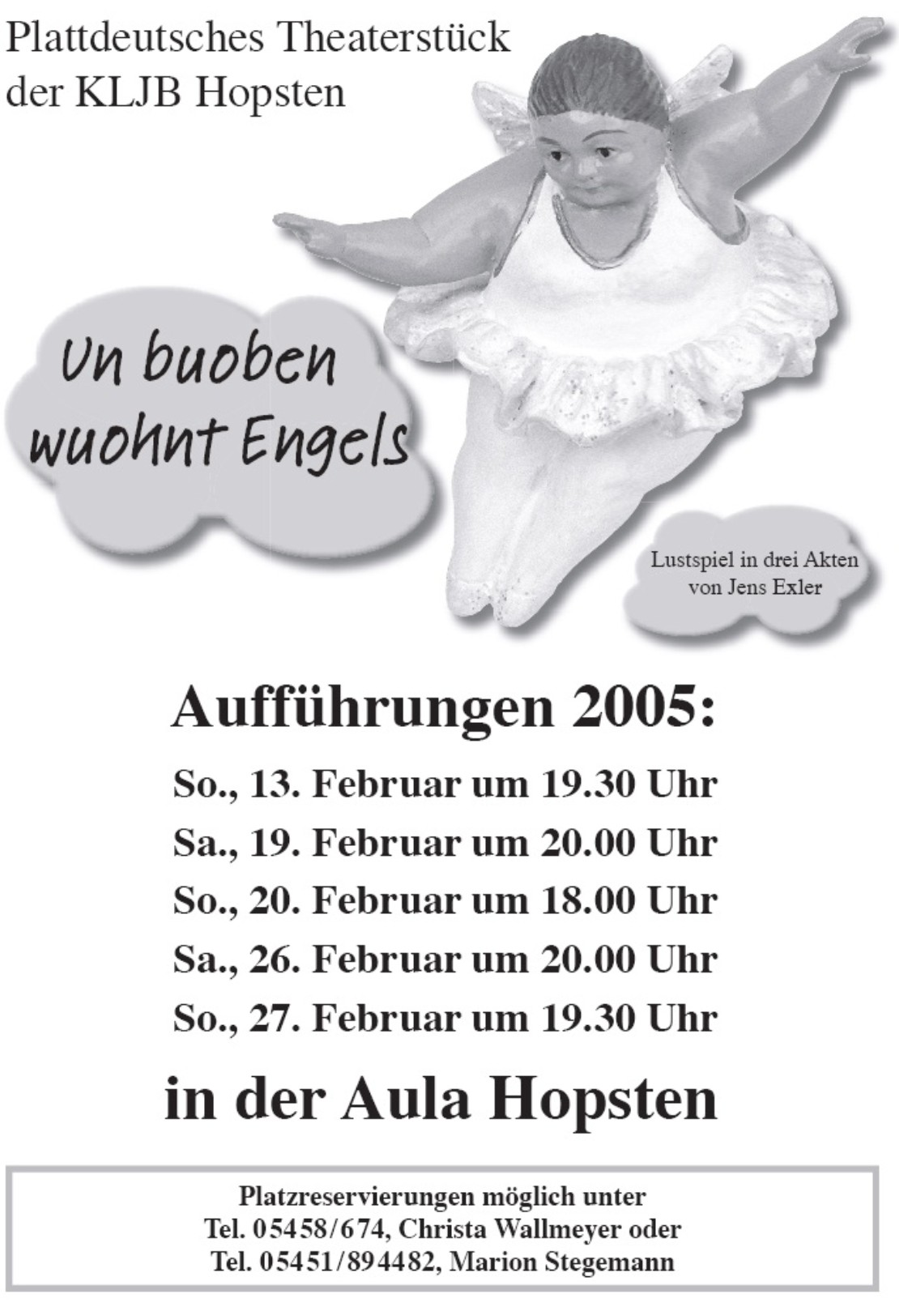 Theaterplakat 2005