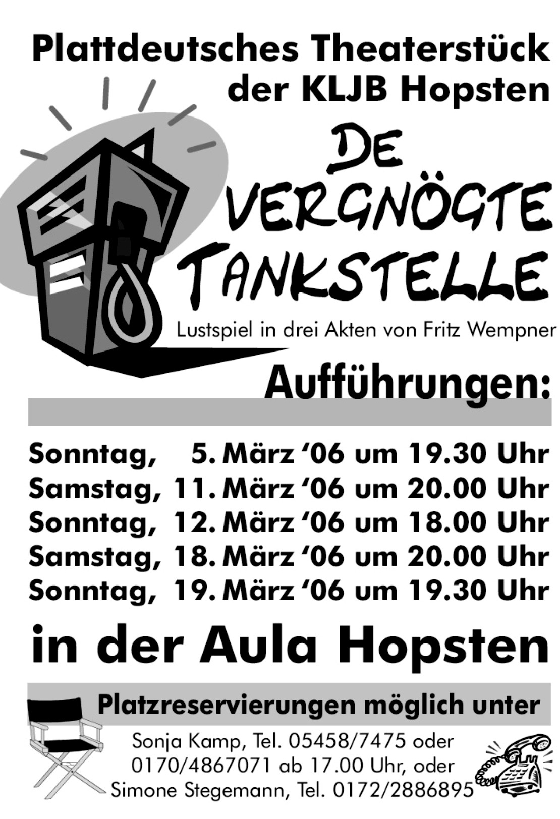 Theaterplakat 2006