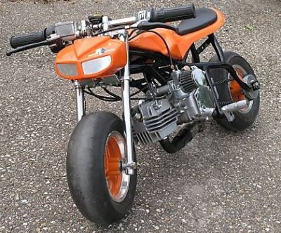 Pocketbike Tuning And More Mein Pocketbike Fighter