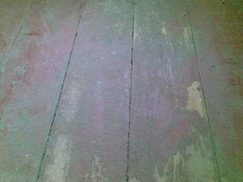 renovace prkenné podlahy