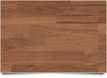Ořech světlý 6141 | 3-lamela | Imitace dřeva (PS)